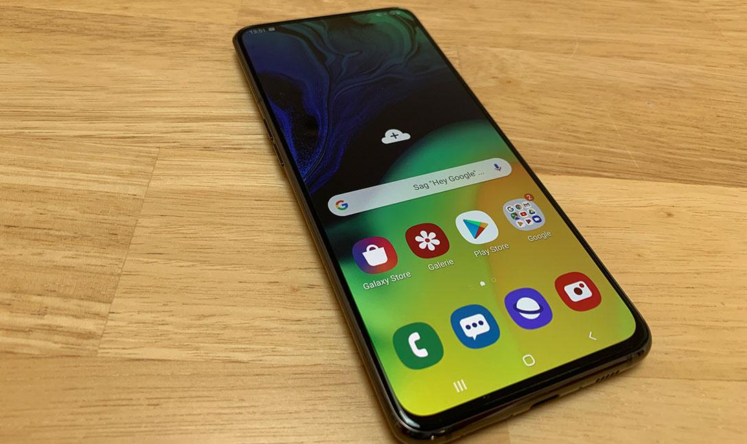 قیمت گوشی سامسونگ گلکسی A80 2019 در سپهر تعامل ببینید