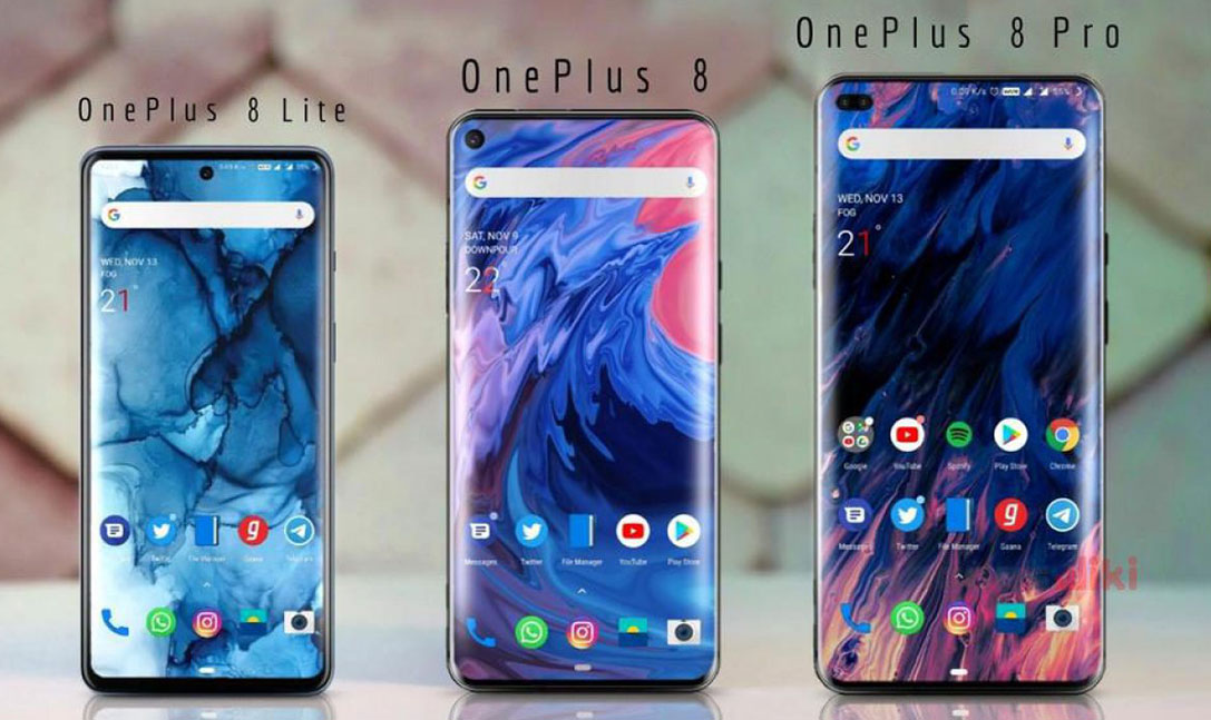 گوشی oneplus 8 pro