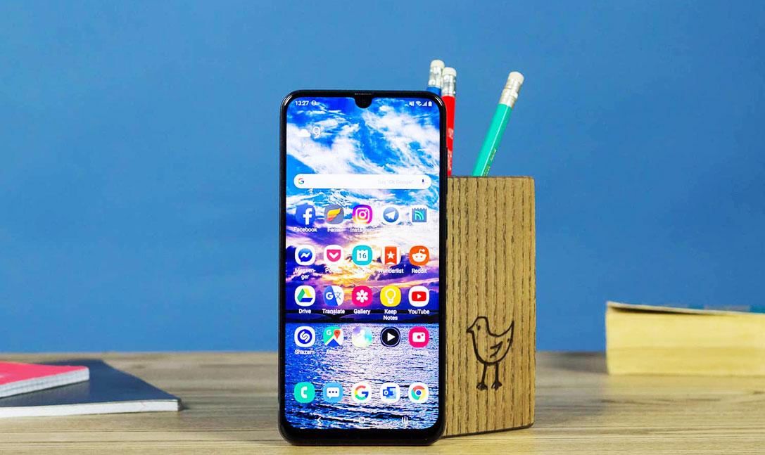 بهترین گوشی های سامسونگ 2020 - سامسونگ گلکسی A50