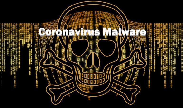 ویروس کامپیوتری کرونا نابودگر کامپیوتر شماست
