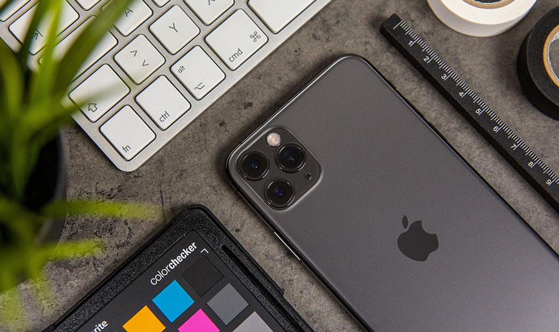 گوشی iphone 11 pro max شکستناپذیر است
