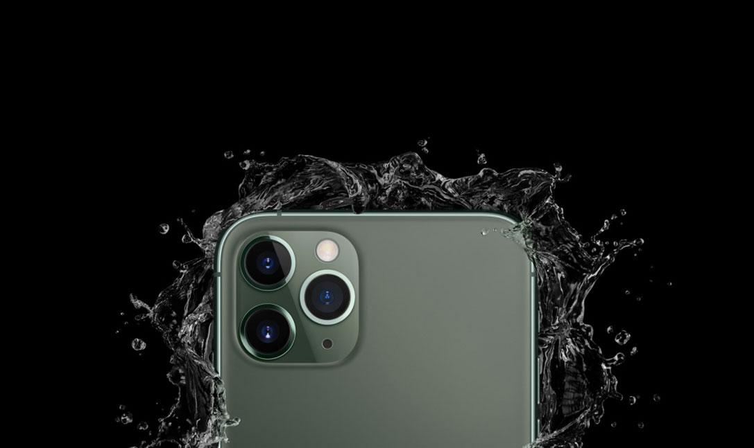دوربین گوشی iphone 11 pro max