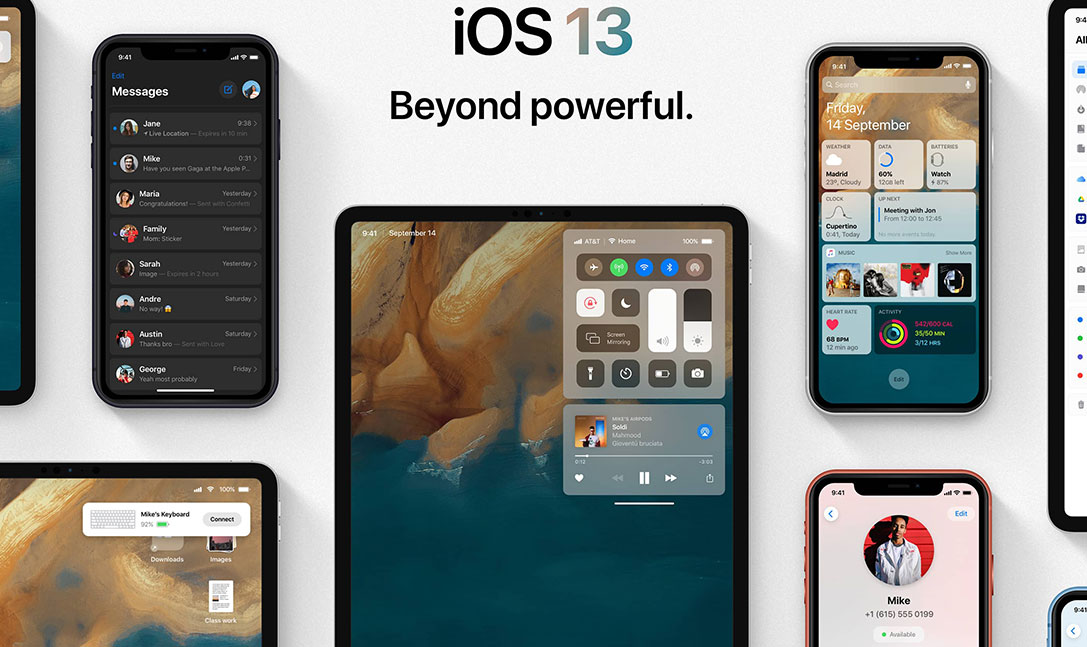 سیستم عامل گوشی iphone 11 pro max