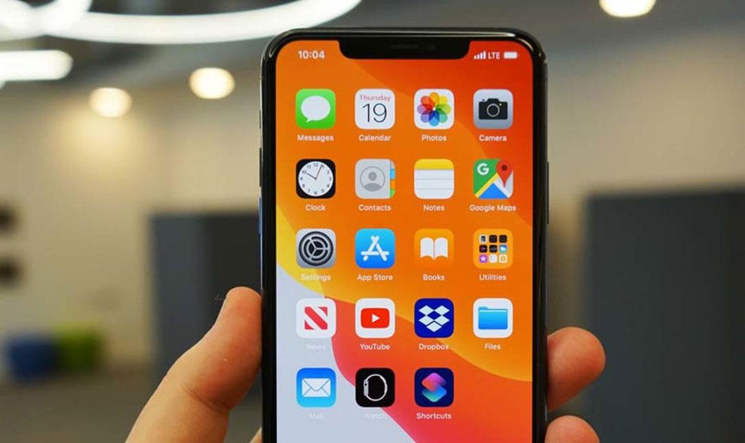 نمایشگر گوشی iphone 11 pro max