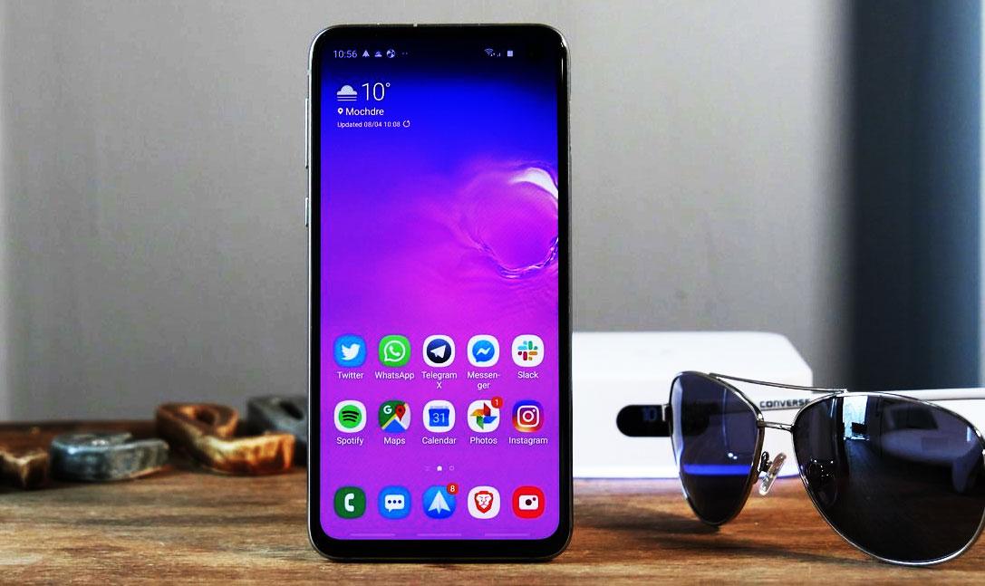 بهترین گوشی های سامسونگ 2020 - سامسونگ گلکسی s10e
