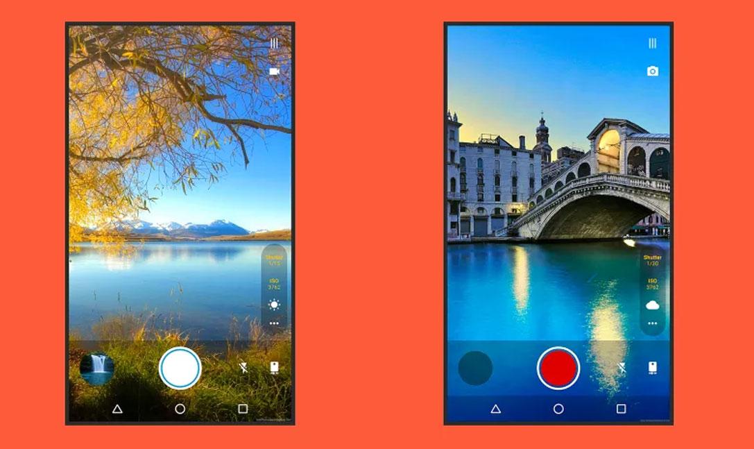 بهترین اپلیکیشن های دوربین گوشی Camera+