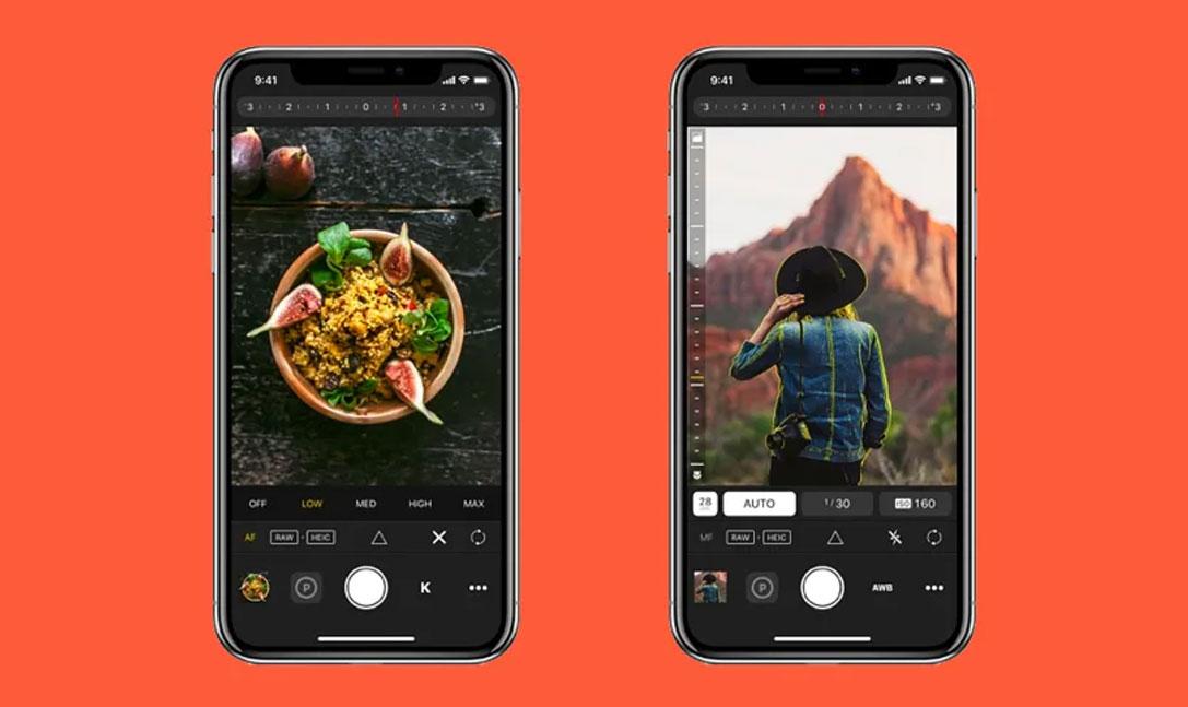 بهترین اپلیکیشن های دوربین گوشی آیفون سپهر تعامل