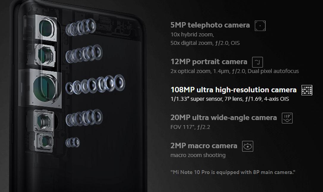 بهترین گوشی های مخصوص عکاسی شیائومی