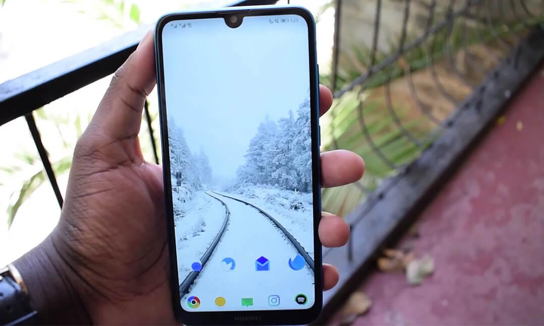 بهترین گوشی های زیر 4 میلیون تومان- هواوی Y7 پرایم – Huawei Y7 Prime 2019