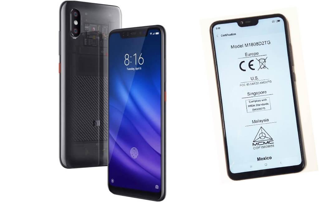 بهترین گوشی های شیائومی 2020 - xiaomi mi 8 pro