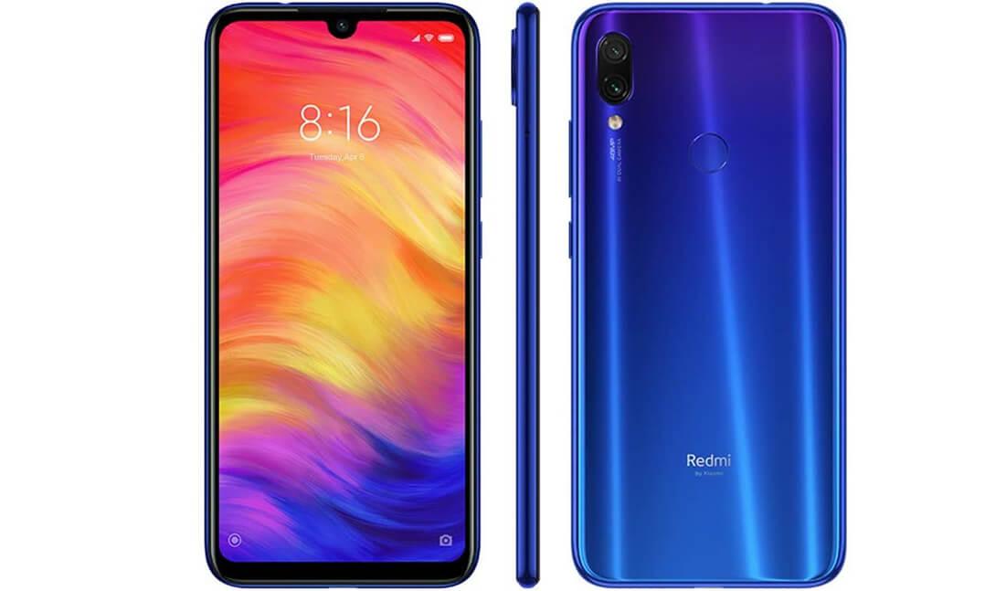 بهترین گوشی های شیائومی 2020 - xiaomi redmi note 7