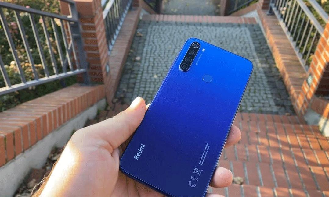 بهترین گوشی های زیر 4 میلیون تومان شیائومی ردمی نوت 8T است.