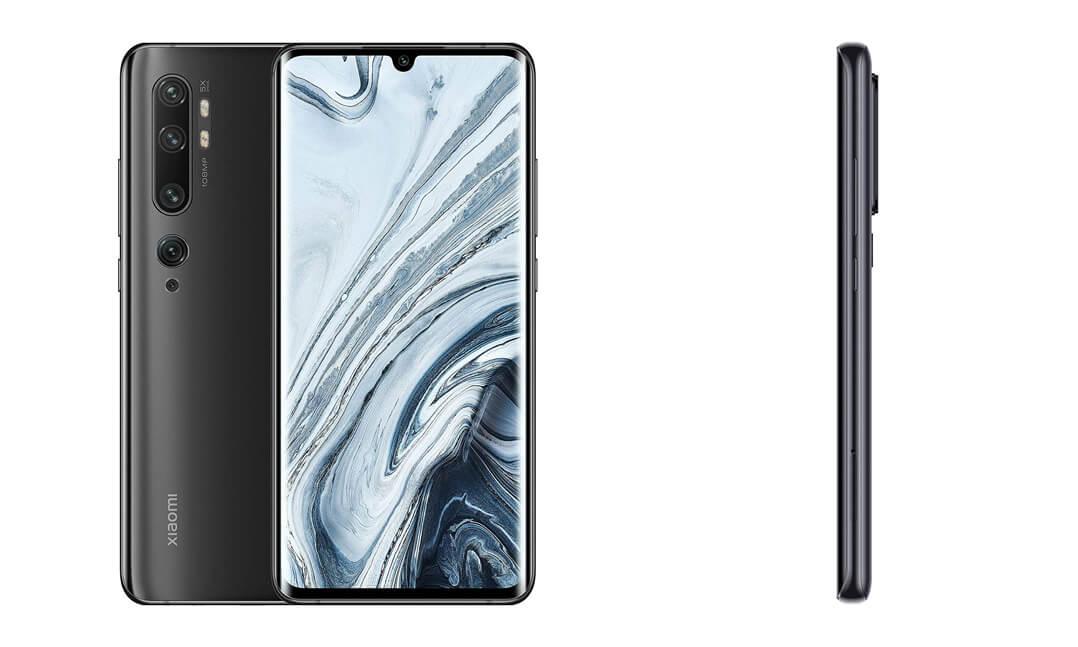 بهترین گوشی های شیائومی 2020 - xiaomi mi note 10 pro