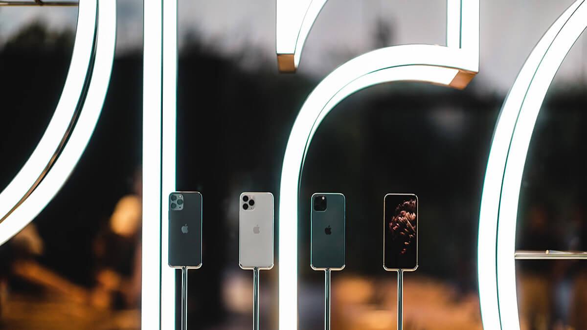 بهترین گوشی های آیفون 2020