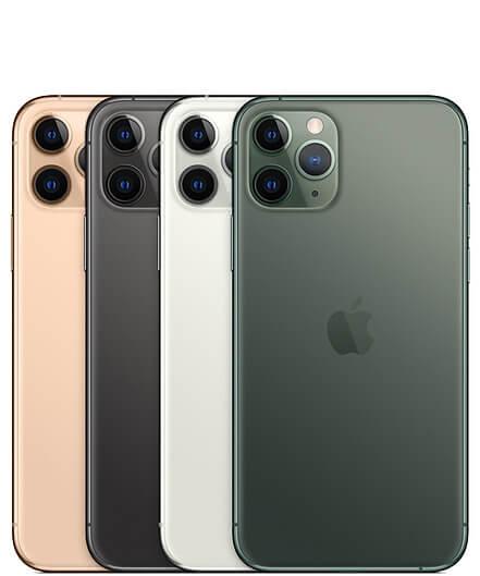 بهترین گوشی های آیفون 2020 : آیفون 11 pro