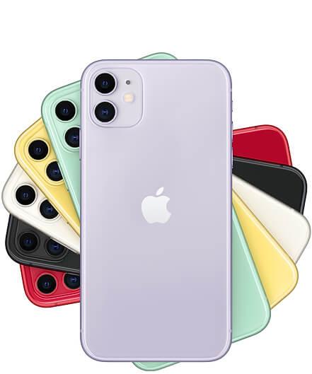 بهترین گوشی های آیفون 2020 : آیفون 11
