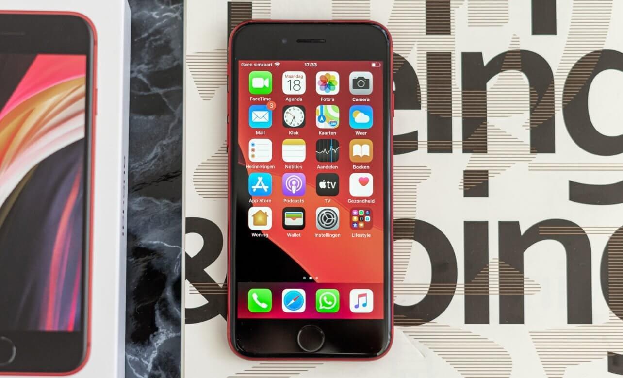 بهترین گوشی های 2021 - آیفون SE 2020