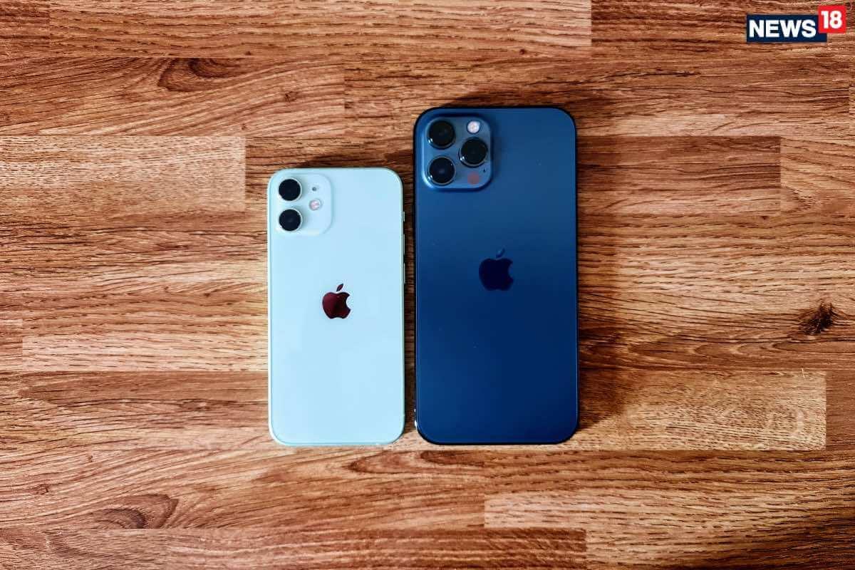 بهترین گوشی های 2021 - آیفون 12 و 12 مینی