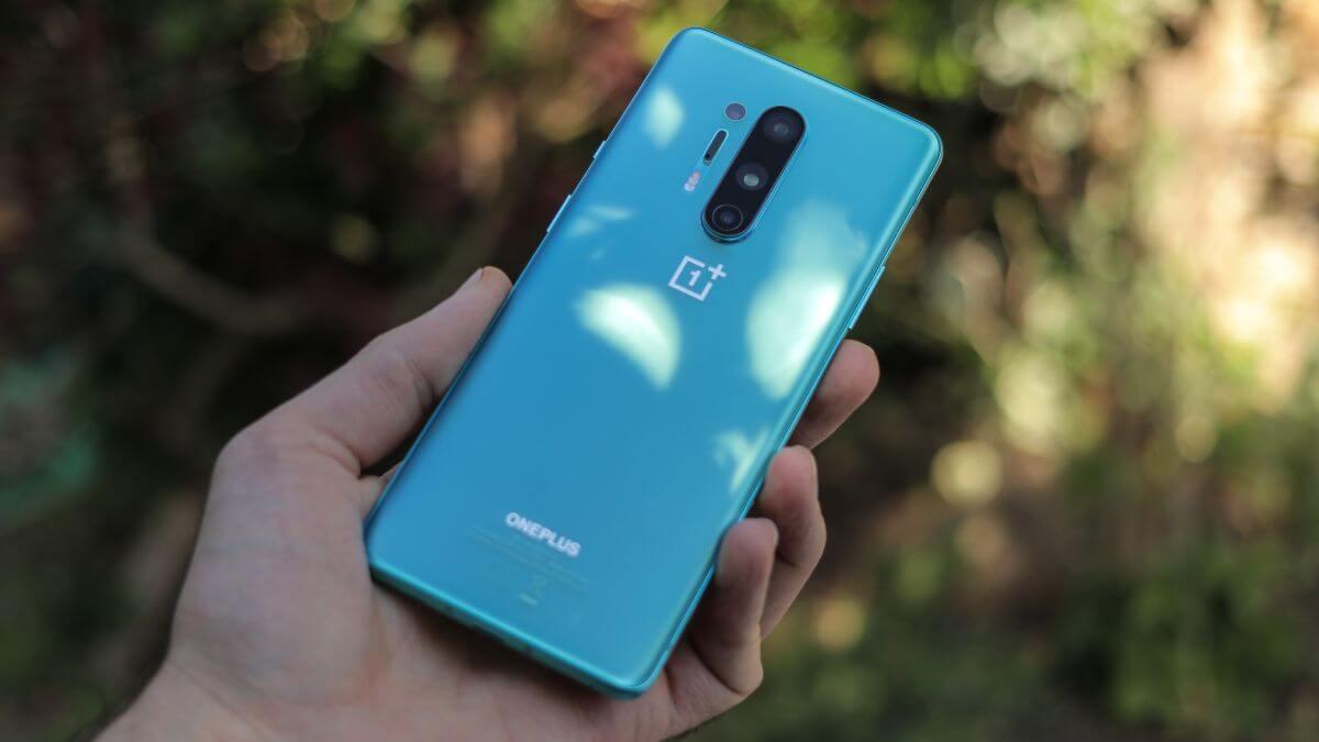 بهترین گوشی های 2021 - گوشی وان پلاس 8 پرو