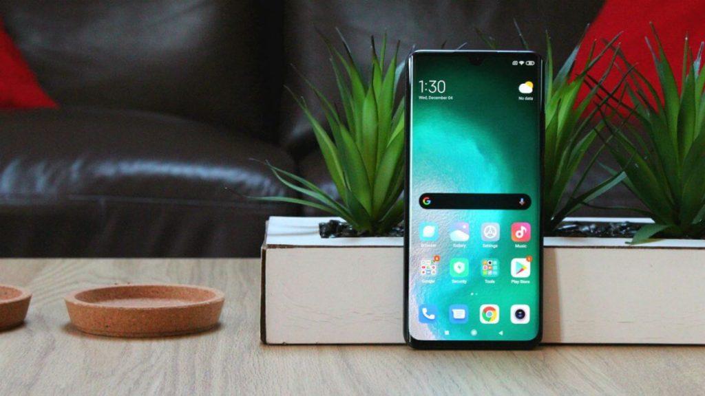 گوشی شیائومی می نوت 10 - بهترین گوشی های 2021