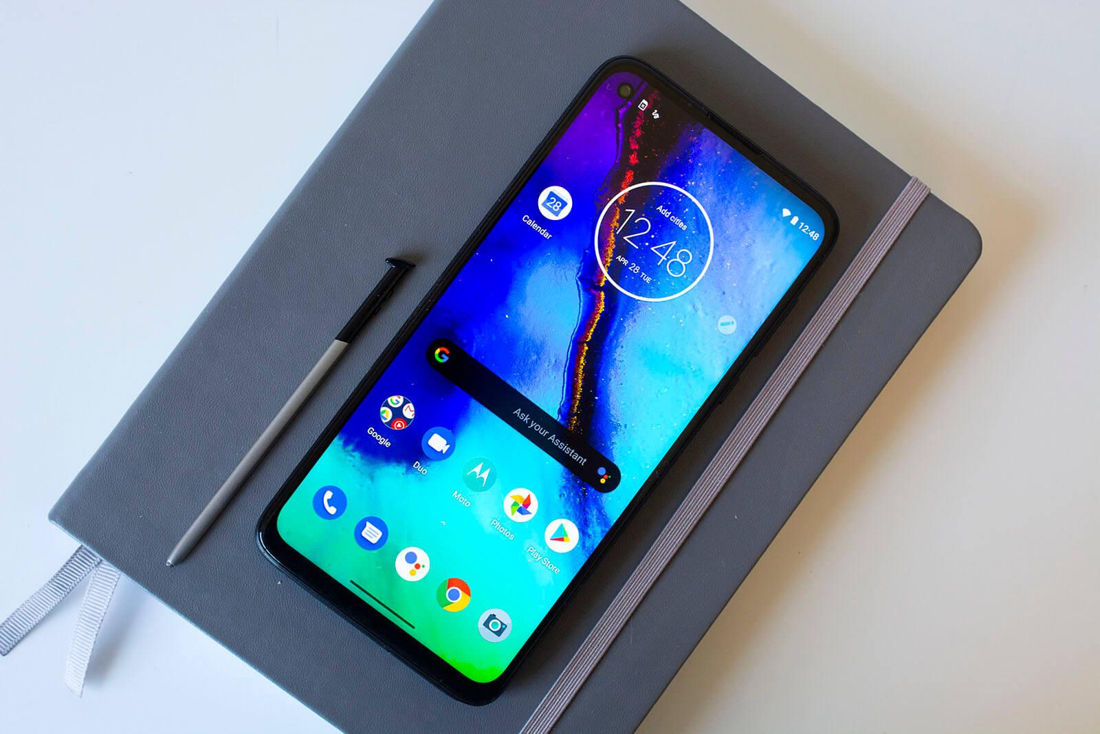 بهترین گوشی های ارزان قیمت سال 2021 - Moto G Stylus