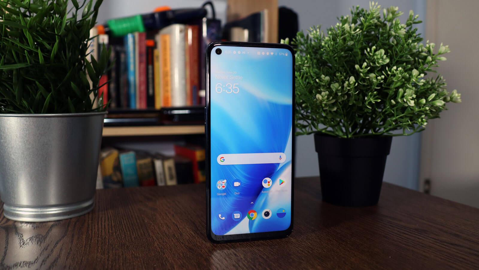 بهترین گوشی های ارزان قیمت سال 2021 - OnePlus Nord N200 5G