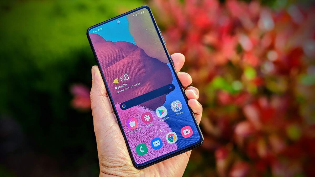 بهترین گوشی های ارزان قیمت سال 2021 - Samsung Galaxy A51