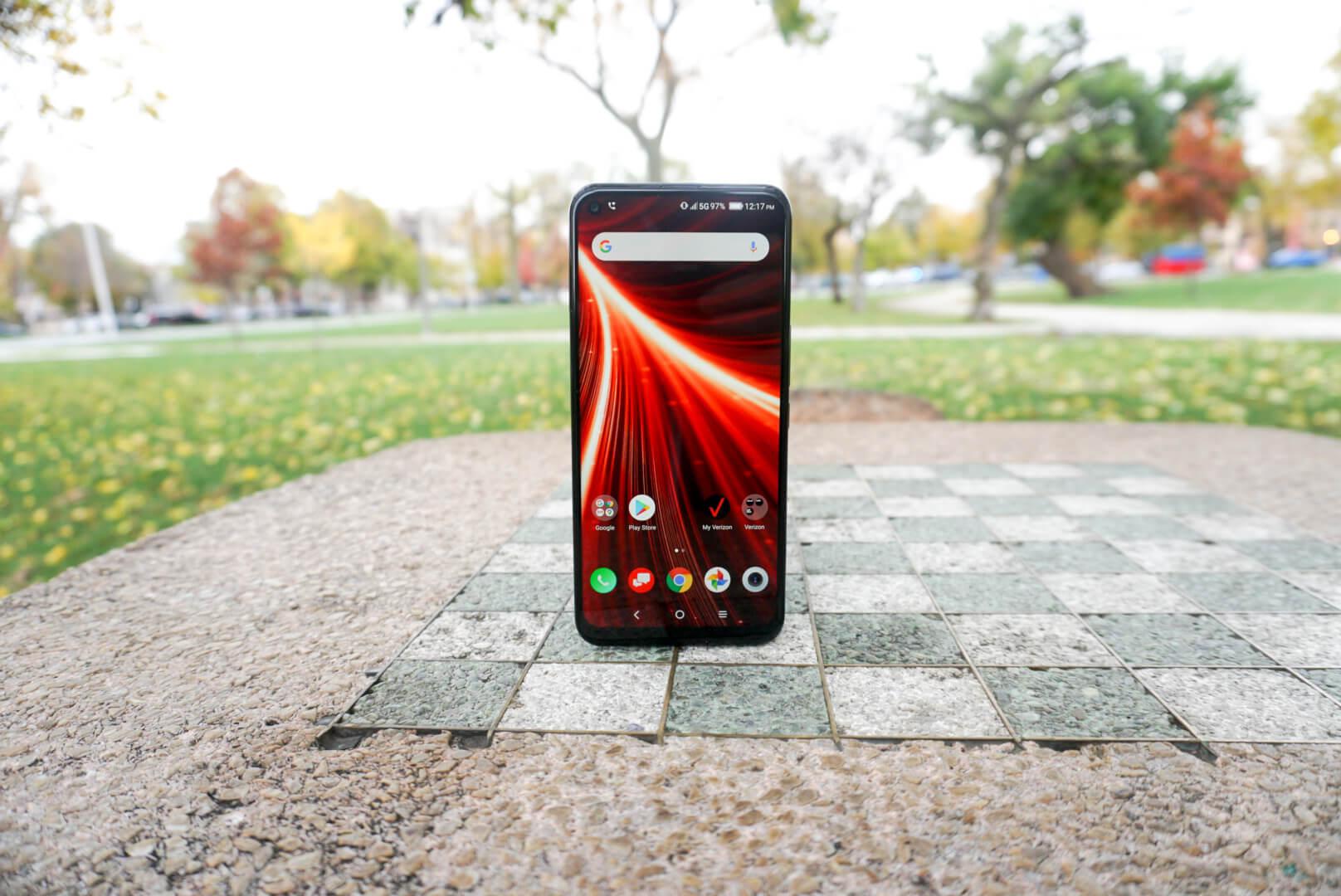 بهترین گوشی های ارزان قیمت سال 2021 - TCL 10 5G UW